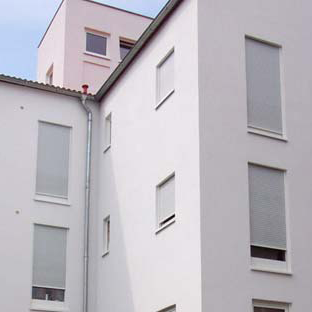 Wohngebäude Alt Bornheim 63, Frankfurt- Bornheim