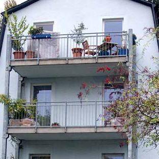 Wohngebäude Großer Hasenpfad, Frankfurt-Sachsenhausen